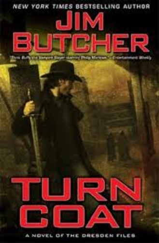 Turncoat (The Dresden Files 11)