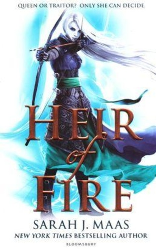 Heir Of Fire [Throne of Glass #3]