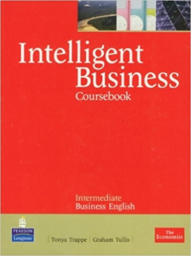 Intelligent Business Intermediate Coursebook with Style Guide