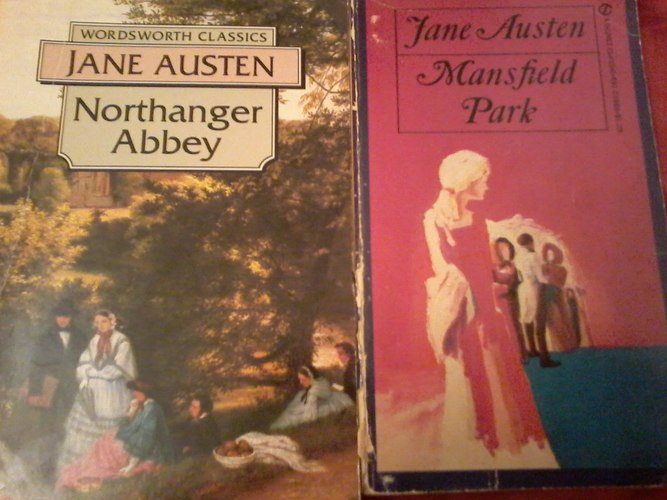 Northanger Abbey + Mansfield Park