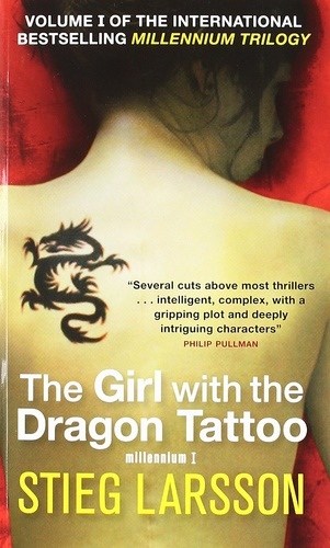 The Girl with the Dragon Tattoo (Millennium No. 1)