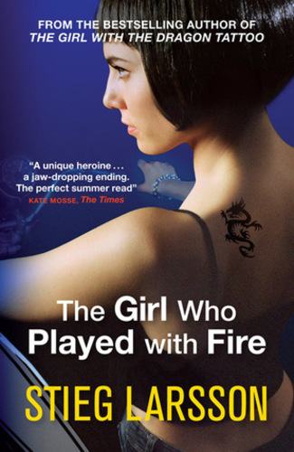 The Girl Who Played With Fire (Millennium No. 2)