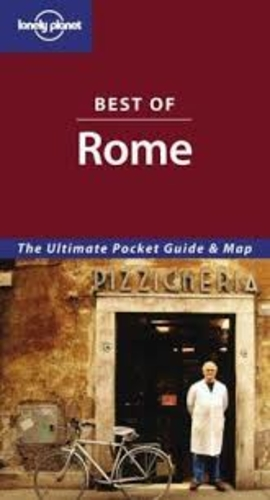 Lonely Planet. Best of Rome