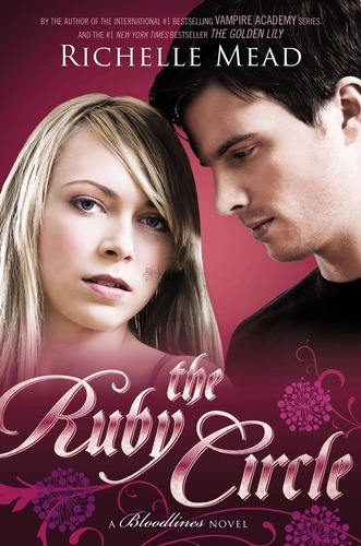 The Ruby Circle (Bloodlines 6)