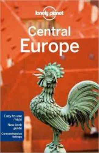 Lonely Planet. Central Europe