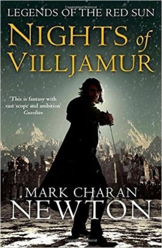Nights of Villjamur (Legends of the Red Sun #1)