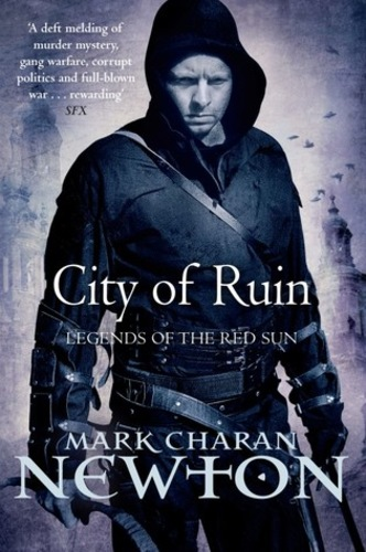 City of Ruin (Legends of the Red Sun #2)