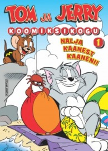 Tom & Jerry. Koomiksikogu 1