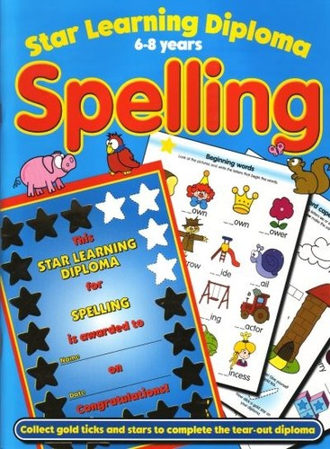 Star Learning Diploma: 6-8 years. Spelling
