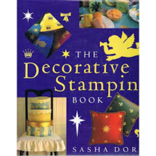 The decorative stamping book