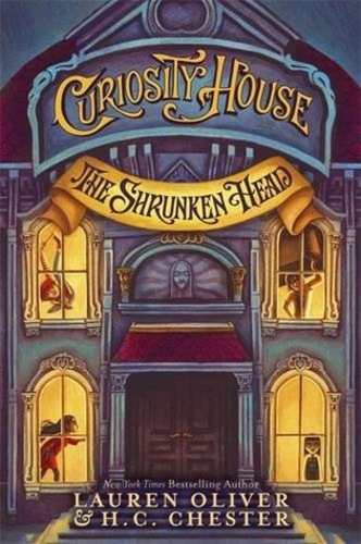 The Shrunken Head (The Curiosity House 1)