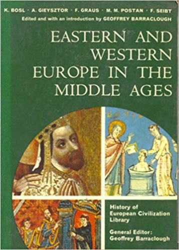 Eastern and Western Europe in the Middle Ages