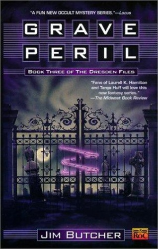 Grave Peril (The Dresden Files 3)