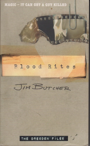 Blood Rites (The Dresden Files 6)