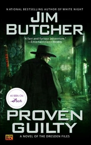 Proven Guilty (The Dresden Files 8)