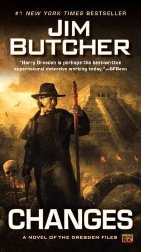 Changes (The Dresden Files 12)