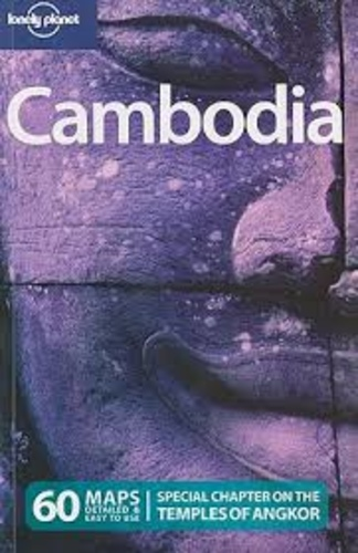 Lonely Planet. Cambodia
