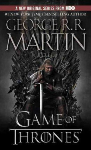 Game of Thrones (HBO Tie-In Edition): A Song of Ice and Fire: Book One