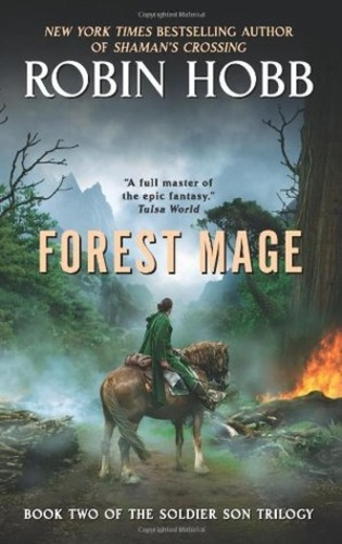 Forest Mage (Soldier Son 2)