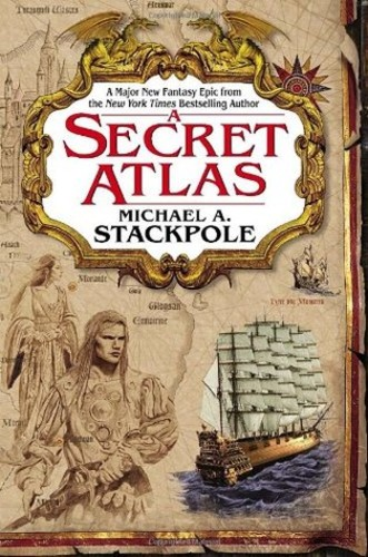 A Secret Atlas (The Age of Discovery 1)