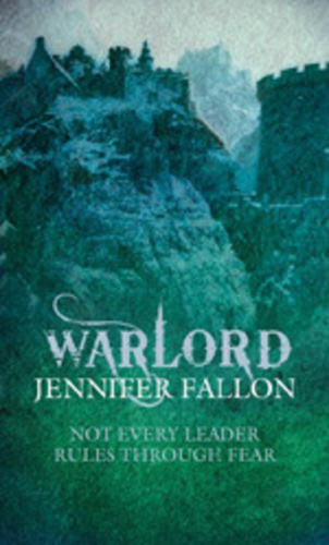 Warlord (Hythrun Chronicles: Wolfblade 3)
