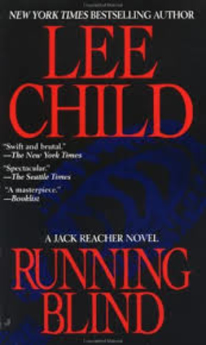 Running Blind (A Jack Reacher Novel)