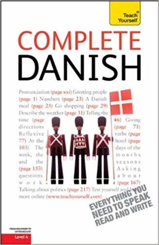 Complete Danish: A Teach Yourself Guide
