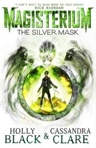 The Silver Mask (Magisterium 4)