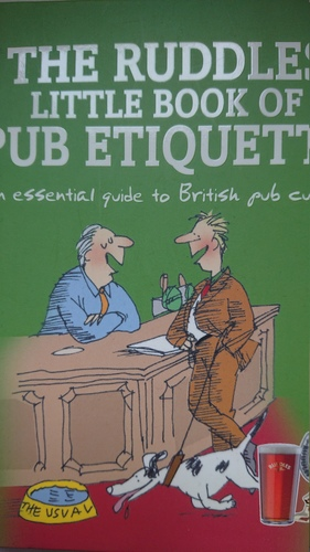 The ruddles little book of pub etiquette