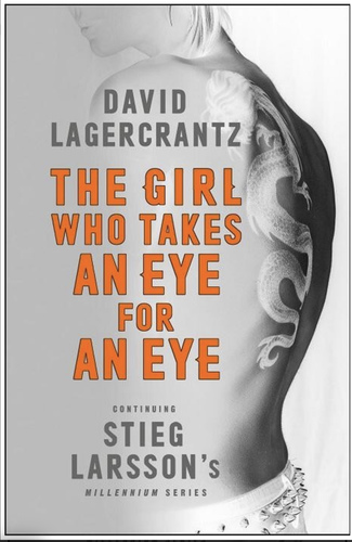 The girl who takes eye for an eye