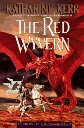 The Red Wyvern (The Dragon Mage 1)