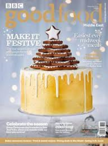 BBC GoodFood Christmas 2018