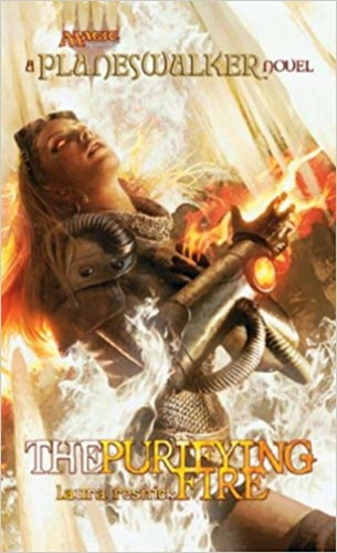 The Purifying Fire (Magic: The Gathering: Planeswalker #2)