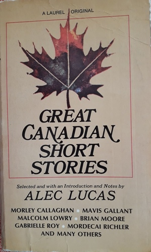 Great Canadian Short Stories