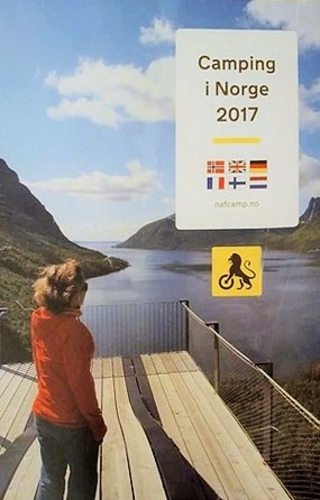 Camping i Norge 2017