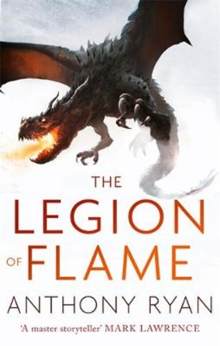 The Legion of Flame [The Draconis Memoria #2]