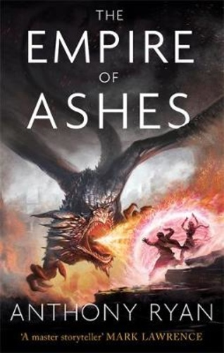The Empire of Ashes [The Draconis Memoria #3]