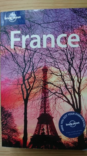 Lonely Planet: France