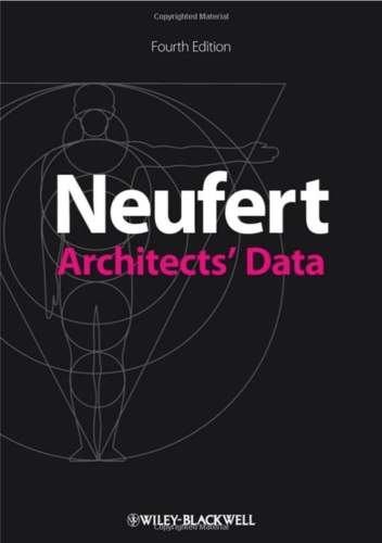 Neufert Architects' Data