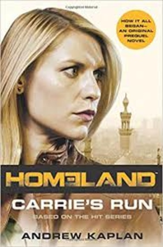Homeland #1. Carrie's Run