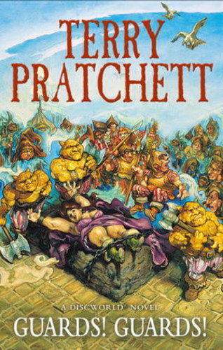 Guards! Guards! (Discworld #8)