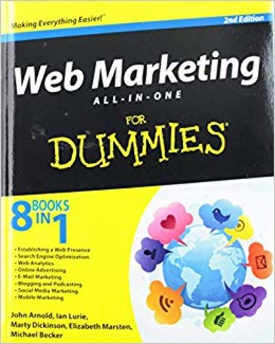 Web Marketing All in One For Dummies, 2nd Edition