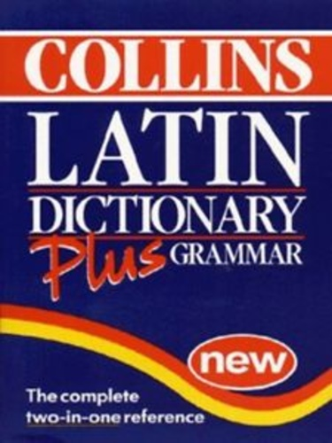 Collins Latin Dictionary Plus Grammar