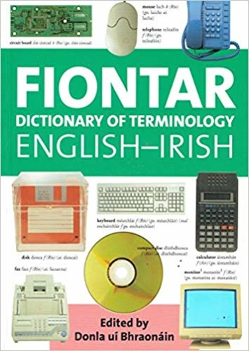 Fiontar Dictionary of Terminology English-Irish