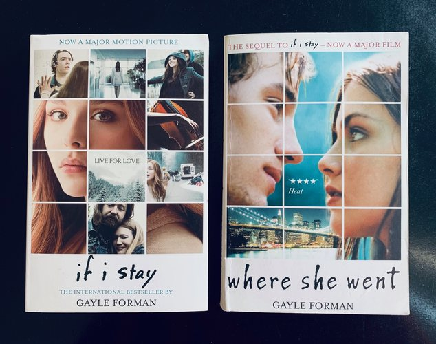 If I Stay; Where She Went