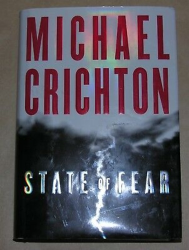 State of Fear (FIRST EDITION)