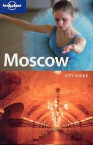 Lonely Planet. Moscow