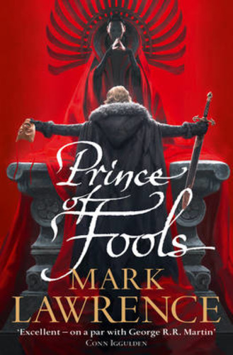 Prince of Fools [The Red Queen's War #1]