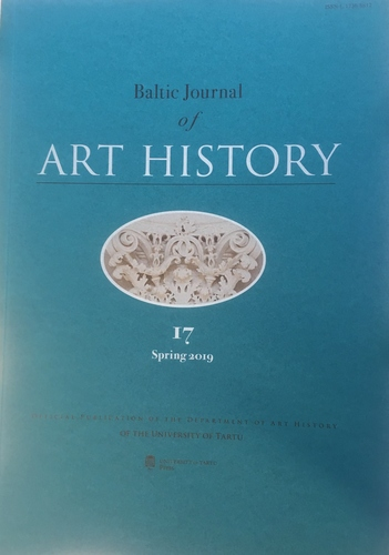 Baltic Journal of Art History, Spring 2019