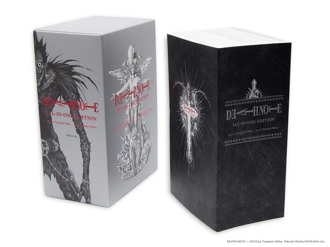 Death Note (All-in-One Ed.)